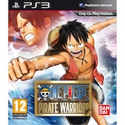 One Piece Pirate Warriors Game PS3