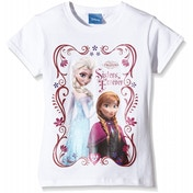 Disney Frozen Sisters Forever T-Shirt 3-4 Years