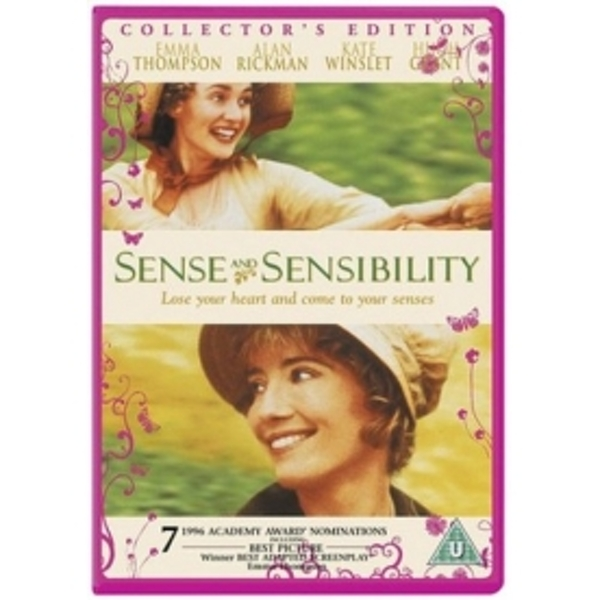 Sense And Sensibility Collector's Edition DVD - Image 1