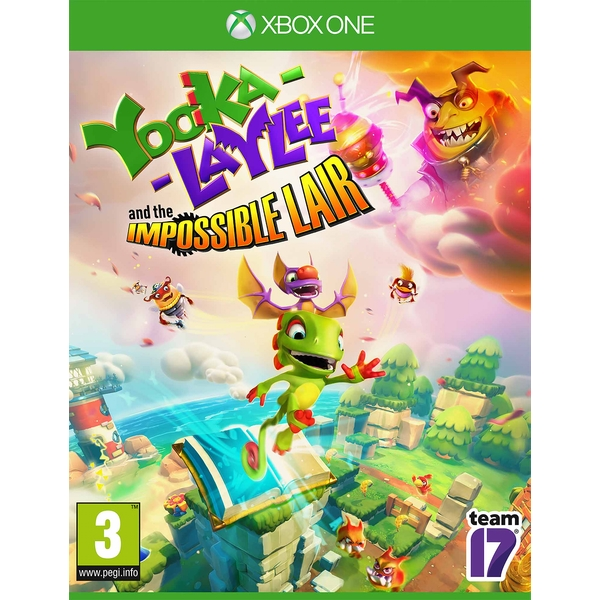 Yooka-Laylee and the Impossible Lair Xbox One Game