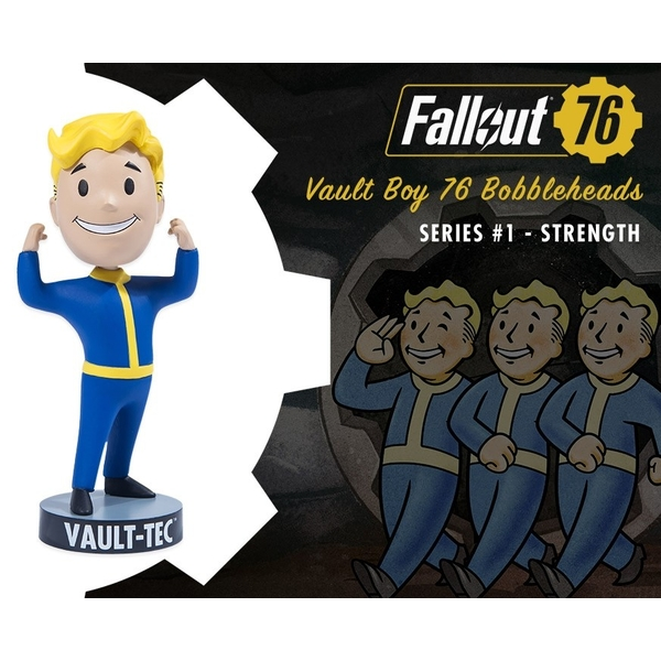 Strength (Fallout 76) Series 1 Bobblehead