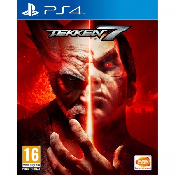 Tekken 7 PS4 Game