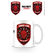 Call of Duty - Zombie Labs Mug
