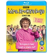 Mrs Brown's Boys Series 1 Blu-ray