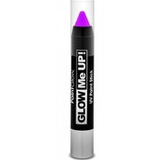 (5 Pack) PaintGlow UV Neon Paint Stick (Violet) 3g