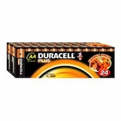 Duracell Plus AA 24 Pack Batteries