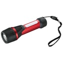 "Hama ""Solid 2"" LED Torch, 100 lumens, red"