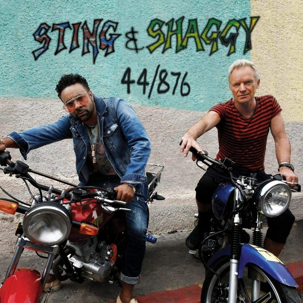 Sting & Shaggy - 44/876 CD