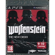 Wolfenstein The New Order Game PS3