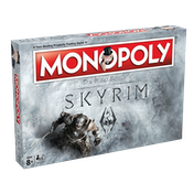 The Elder Scrolls V: Skyrim Monopoly Board Game