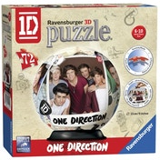 One Direction 3D Jigsaw Puzzle