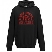 Pierce The Veil - Saw Men's Large Hooded Sweatshirt - Black