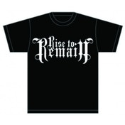 Rise to Remain Logo Mens T Shirt: X Large