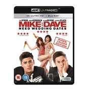 Mike & Dave Need Wedding Dates 4KUHD   Blu-ray