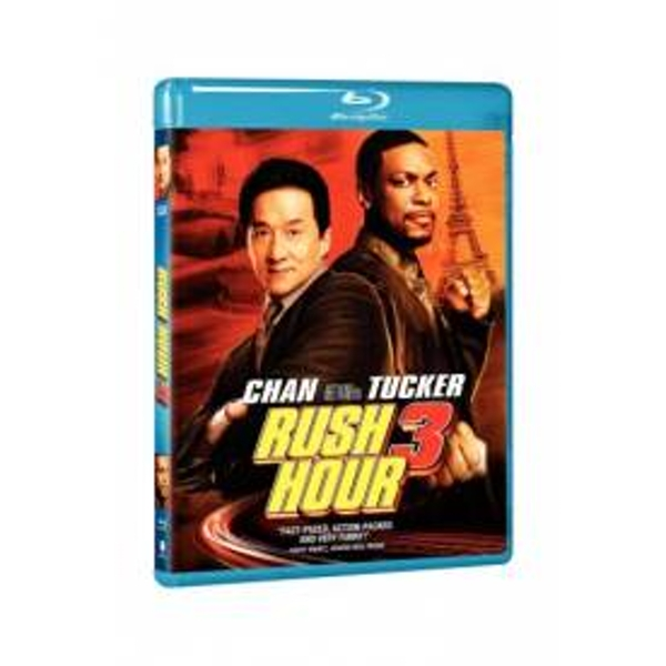 Rush Hour 3 III Blu-Ray