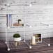 4 Cube Wire Storage Shelves | Pukkr White - Image 2