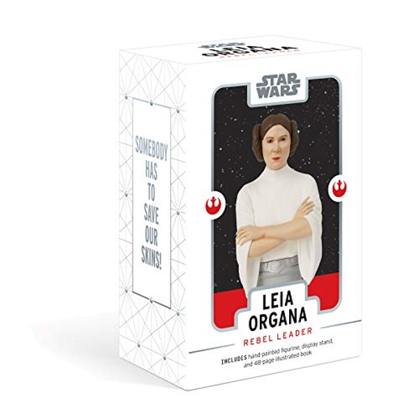 Star Wars (R): Leia Organa-Rebel Leader  Doll 2018