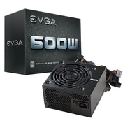 EVGA 600 W 80  PC Power Supply Unit White
