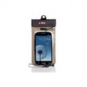 Proper Waterproof Case inc Waterproof Earphones for Smartphones 160 x 90mm