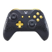 3D Black & Gold Edition Xbox One S Controller