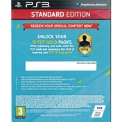 15 FUT Gold Packs for FIFA 16 Ultimate Team PSN Digital Download for PS3