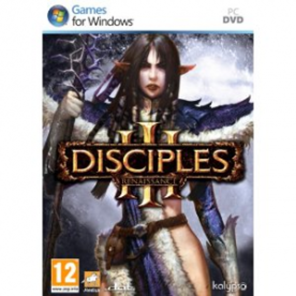 Disciples III Renaissance Game PC