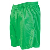 Precision Micro-stripe Football Shorts 26-28 inch Green