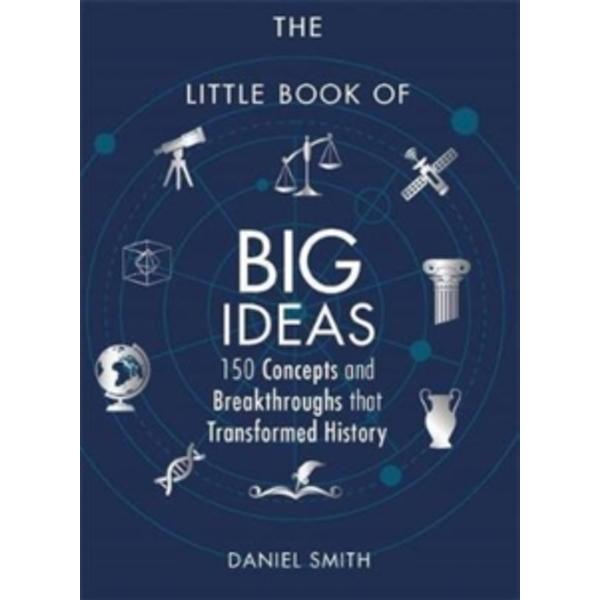 The Little Book of Big Ideas : 150 Concepts and Breakthroughs that Transformed History