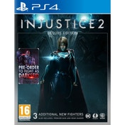 Ex-Display Injustice 2 Deluxe Edition PS4 Game (Darkseid DLC) Used - Like New