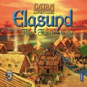 Catan Adventures Elasund First City of Catan Board Game