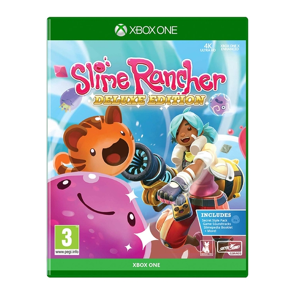 Slime Rancher Deluxe Edition Xbox One Game