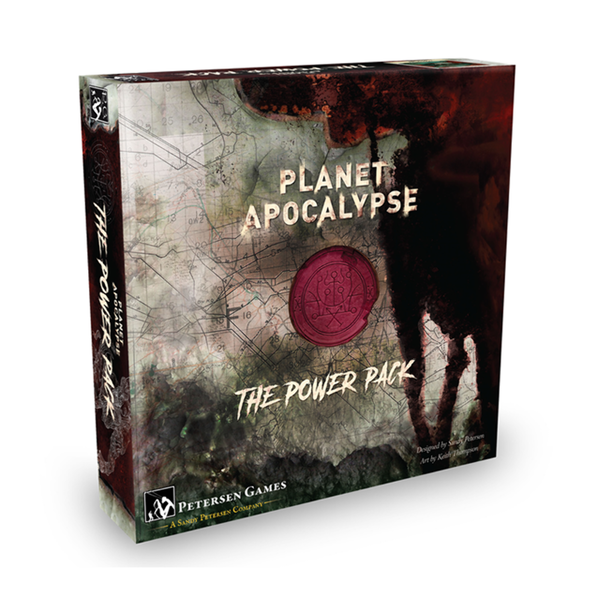 Planet Apocalypse The Power Pack Expansion