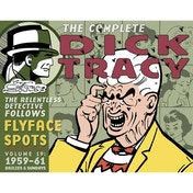 Complete Chester Gould's Dick Tracy Volume 19 Hardcover