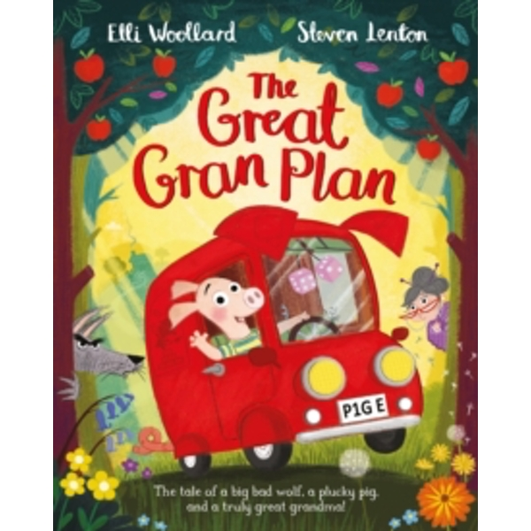 The Great Gran Plan by Elli Woollard (Paperback, 2017)