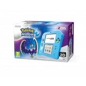 Nintendo Handheld Console 2DS with Pokemon Moon (UK PLUG)