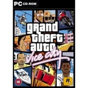 Grand Theft Auto Vice City Game PC