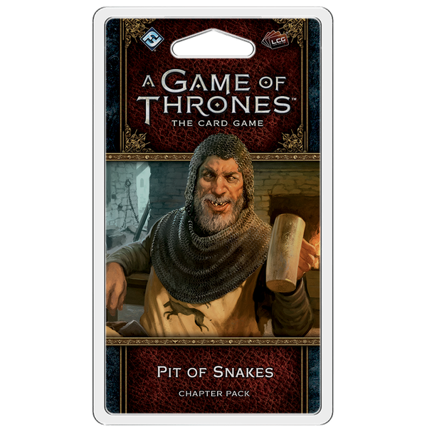 Pit of Snakes Chapter Pack: A Game of Thrones LCG 2nd Ed