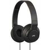 JVC HAS180B Lightweight Powerful Bass Headphones Black