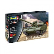 T-55AM / T-55AM2B 1:72 Revell Model Kit