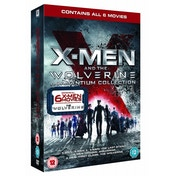 X-Men And The Wolverine Adamantium Collection DVD