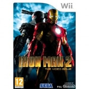 Ex-Display Iron Man 2 Game Wii Used - Like New