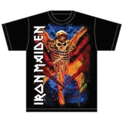 Iron Maiden Vampyr Mens T Shirt: Large