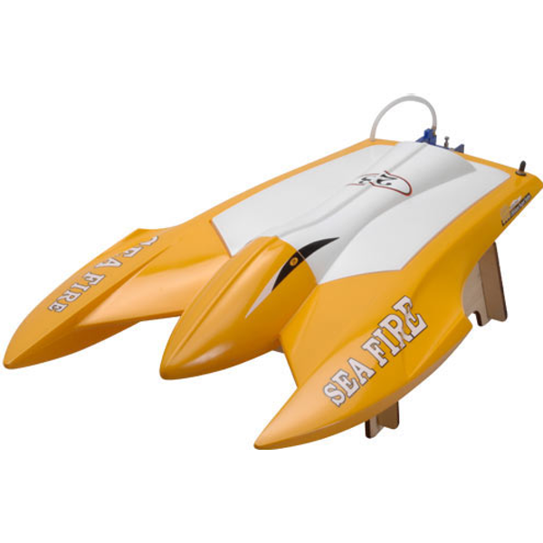 Sea Fire Super Brushless RTR 2.4GHz (Ripmax) RC Boat - Image 2