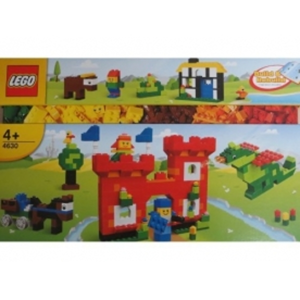 Lego 4630 Build Rebuild Play Box Ozgameshop