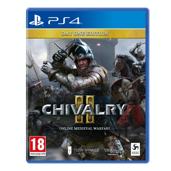 Chivalry 2 Day One Edition PS4 Game