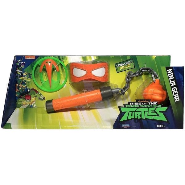 Mikey's Kusarigama (Rise Of The Teenage Mutant Ninja Turtles) Ninja Weapon