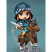 Link (The Legend of Zelda: Breath of the Wild) Nendoroid Action Figure Deluxe Edition