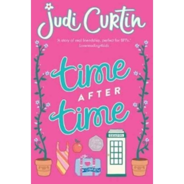 Time After Time by Judi Curtin (Paperback, 2017)