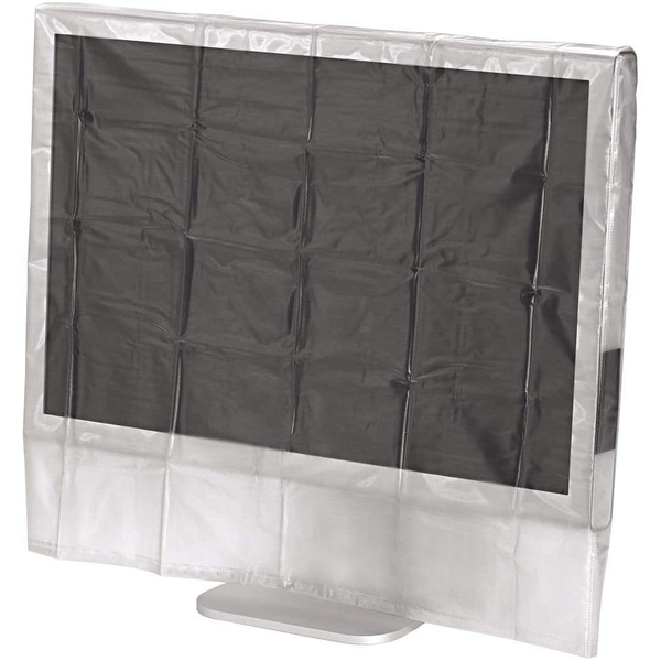 Hama Protective Dust Cover for Screens, 30/32inch Transparent