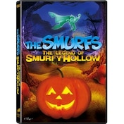 The Smurfs The Legend Of Smurfy Hollow DVD